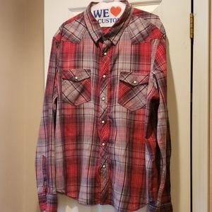 Men's Weatern style shirt 👕